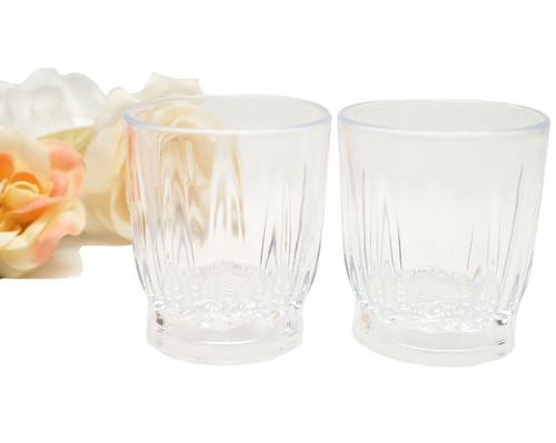 """2.25"""" Plastic Shot Glasses  - Pack of 24"""