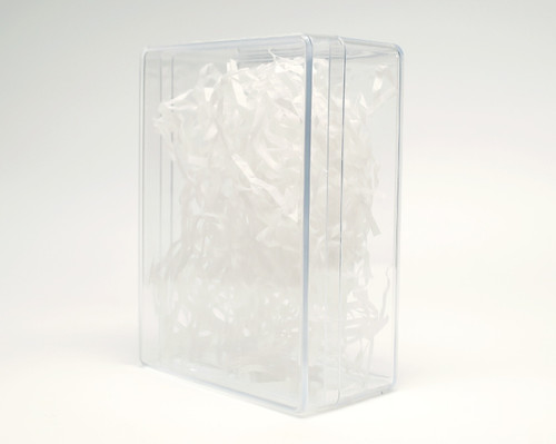 """3.5"""" x 4.5"""" Clear Rectangle Acrylic Favor Box - Pack of 6"""