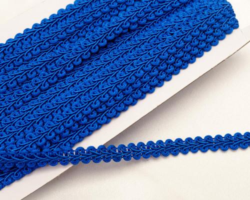 """1/2"""" x 15 Yards Royal Blue Gimp Braid - 5 Packs Gimp Braid Trim"""