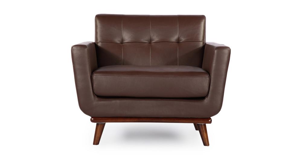 Jackie Chair, Bolivarian Brown