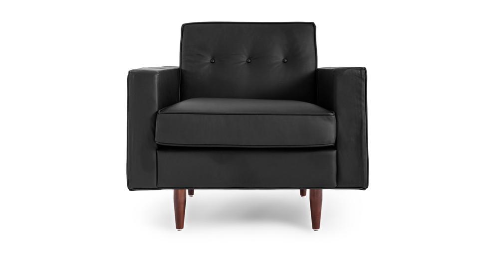 Eleanor Chair, Black