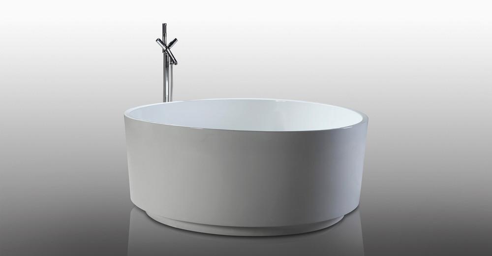 "Corinth Bathtub 54"" Round"