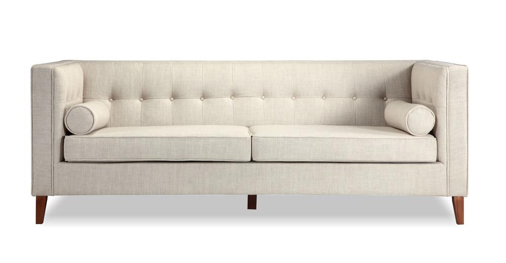 Jefferson Sofa, Urban Hemp