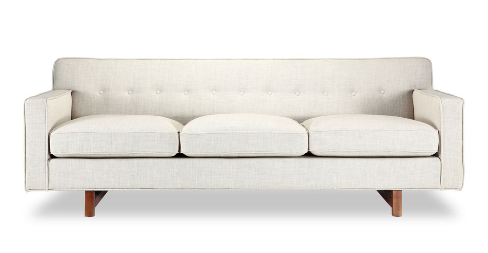Kennedy Sofa, Urban Hemp