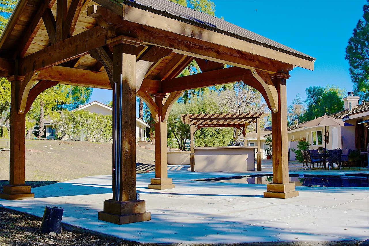 Grand Cedar Pavilion