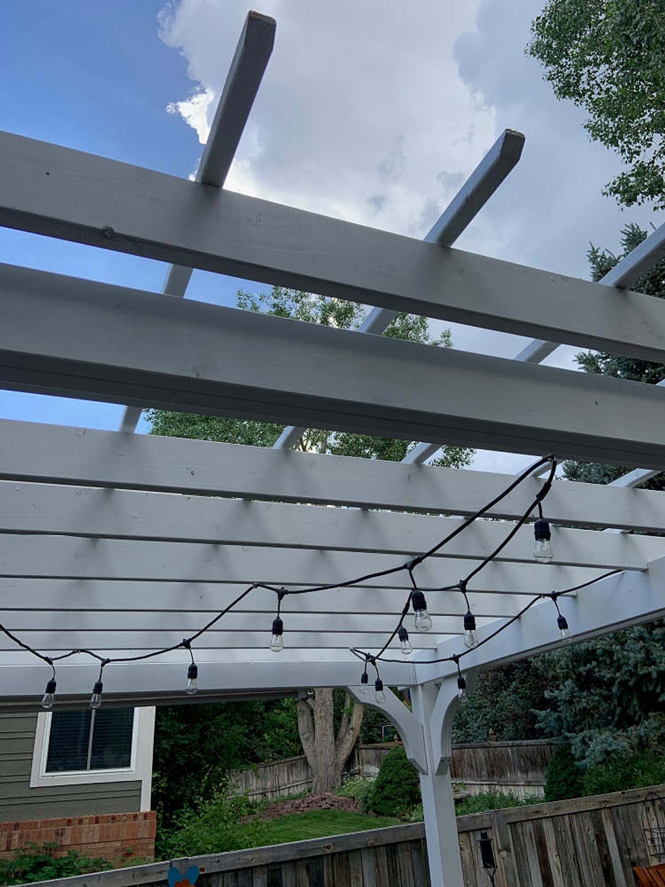 10x15 Classic Pergola Kit - Parker, CO