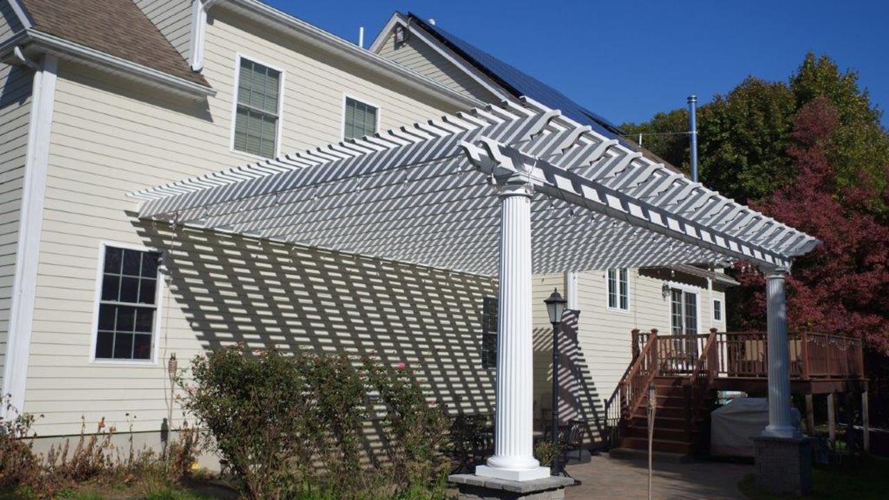 20x26 Structural Fiberglass Wall-Mounted, Canton, MA