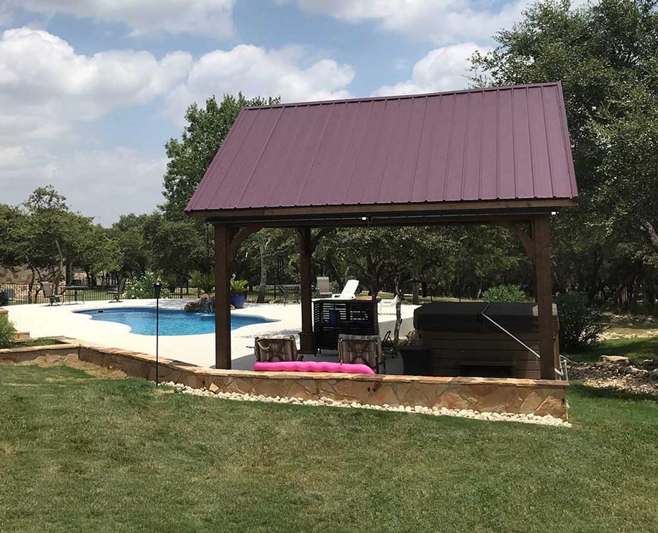 Backyard Retreat Georgetown TX