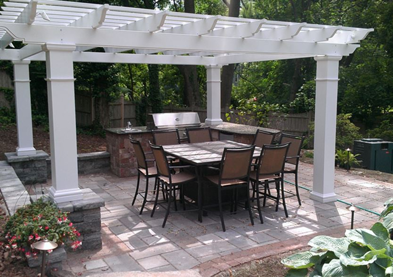 12x12 Patio Cover