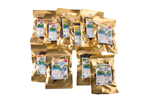 10 pack custom selection of flavors  FREE SHIPPING