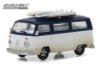 Greenlight - Volkswagen® Type 2 (T2B) Van with Surfboards