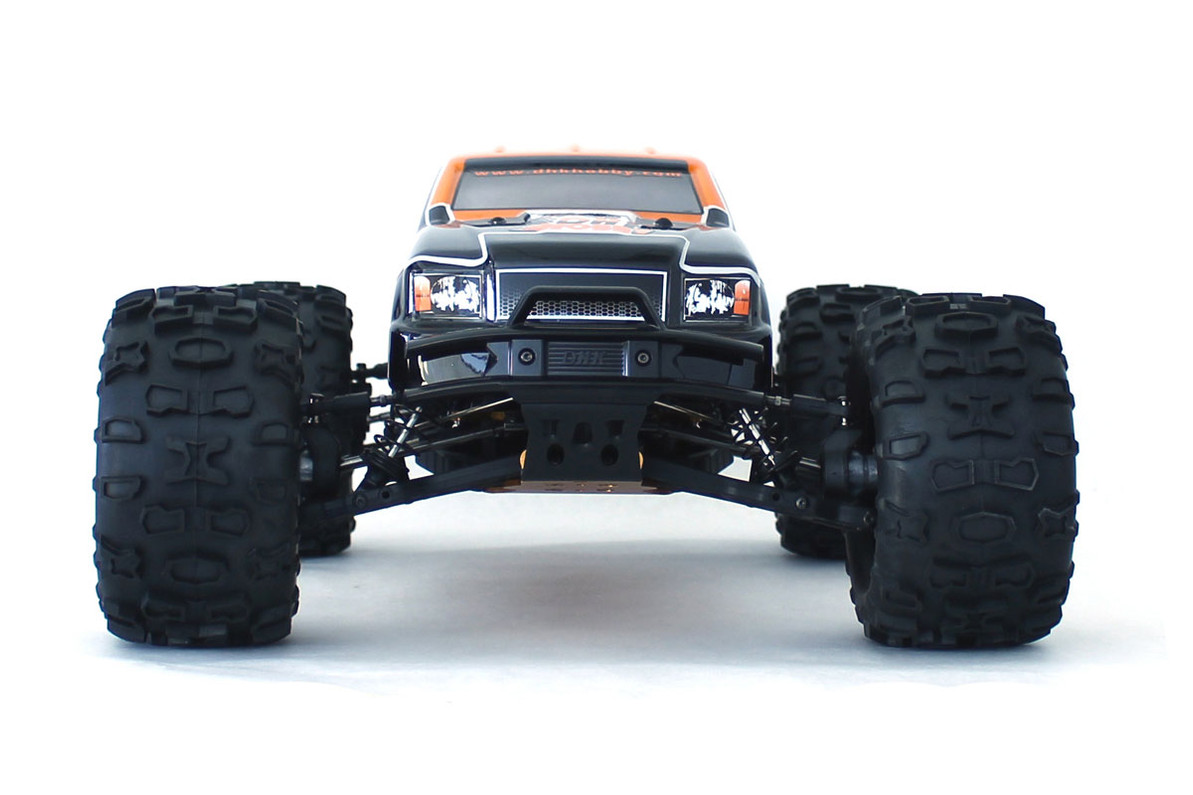 Maximus 1/8 4WD Brushless Monster Truck, Ready To Run, No Battery or Charger