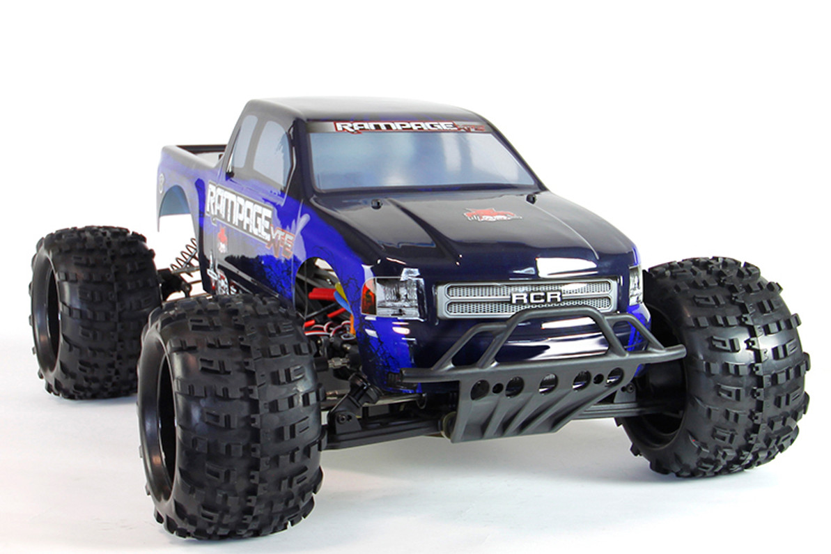 Rampage XT-E 1/5 Scale Electric Monster Truck by Redcat Racing
