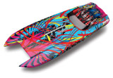 "Traxxas DCB M41 Catamaran, 40"" RTR W/ TQi 2.4GHz Radio and TSM -TRA57046-4"