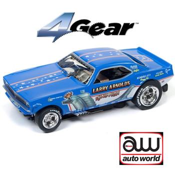 4Gear R18 NHRA Sealmaster J R  Todd TFD HO Scale Slot Car