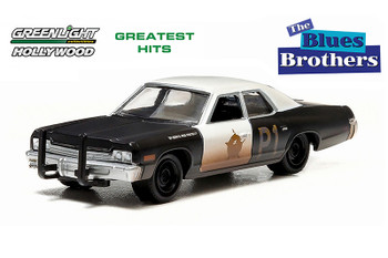 Jake and Elwood's Bluesmobile - 1974 Dodge Monaco - Blues Brothers (1980)