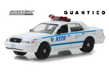 NYPD - 2003 Ford Crown Victoria Police Interceptor - Quantico