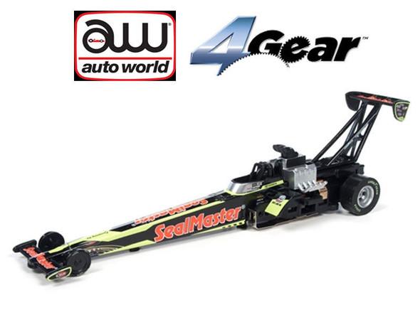 4Gear R18 NHRA Sealmaster J.R. Todd TFD HO Scale Slot Car