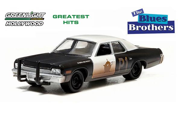 Jake and Elwood's Bluesmobile - 1974 Dodge Monaco - Blues Brothers (1980)