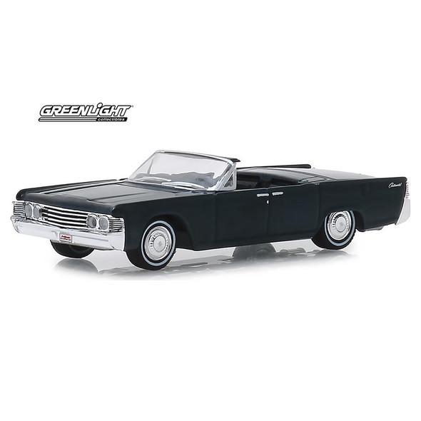 Barrett Jackson Scottsdale Edition Series 4-1965 Lincoln Continental Custom Convertible
