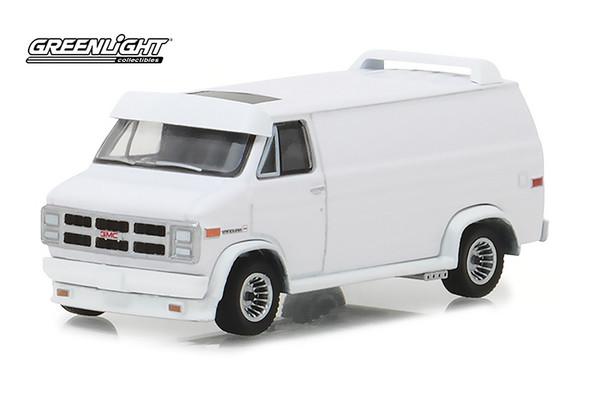 1983 GMC® Vandura Custom Van-White