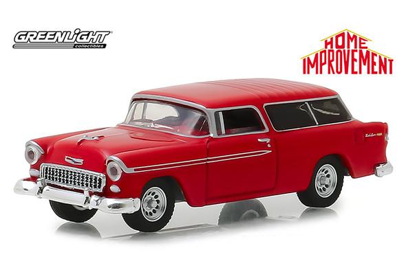 1955 Chevrolet Bel Air Nomad - Home Improvement