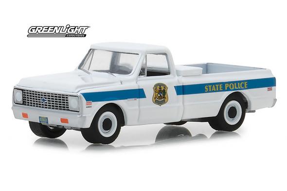 1972 Chevrolet C-10 - Delaware State Police