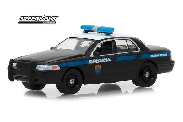 2001 Ford Crown Victoria Police Interceptor - Montana Highway Patrol