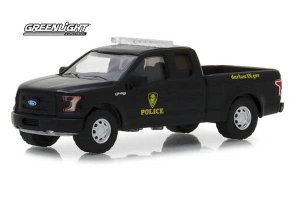 2017 Ford F-150 - Indiana Department of Natural Resources Conservation Officer