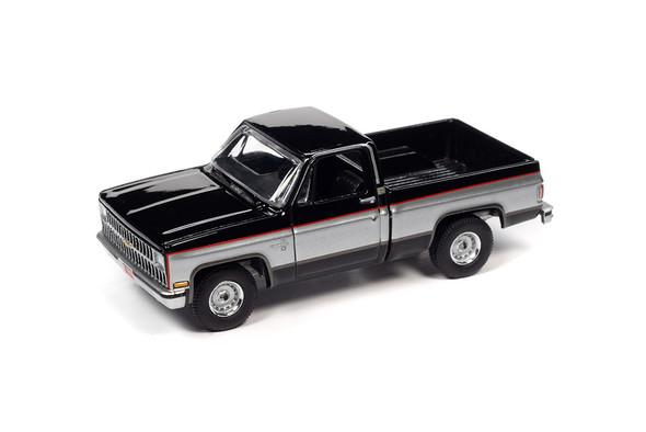 Auto World - Muscle Trucks 1981 Chevy® Silverado 10 Fleetside Pickup Truck