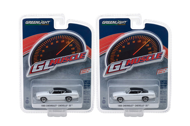 Greenlight - GL Muscle Series 20 | Chevrolet® Chevelle SS 396 Hardtop
