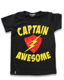Six Bunnies Captain Awesome Tshirt
