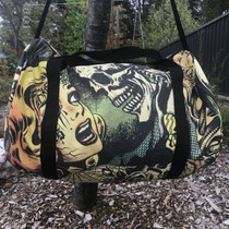 Liquorbrand Horror Duffle Bag