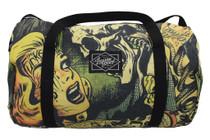 Liquorbrand Horror Duffle Bag - front