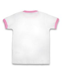 Six Bunnies Maneki Neko Kids Tee Shirt - Back