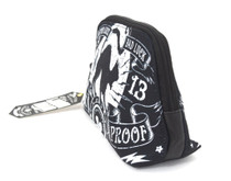Liquorbrand Jinx Proof Cosmetic Wallet Bag - side