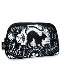 Liquorbrand Jinx Proof Cosmetic Wallet Bag