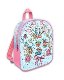 Six Bunnies True Love Kids Backpack