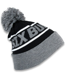 Six Bunnies Grey Kids Beanie