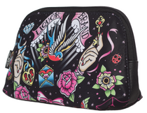 Liquorbrand True Love Cosmetic Wallet Bag - side