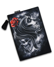 Liquorbrand Heaven and Hell Cosmetic Wallet Bag
