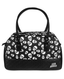 Liquorbrand Polka Skulls Nappy Baby Bag