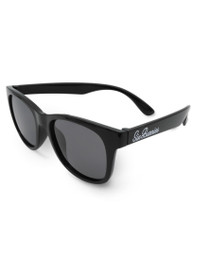 Six Bunnies Unisex Kids Wayfarer Black Sunglasses - arm