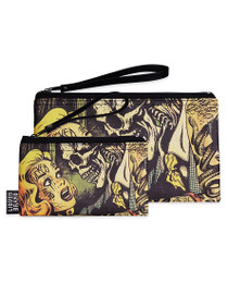 Liquorbrand Horror Wristlet Pouches - Set of 2