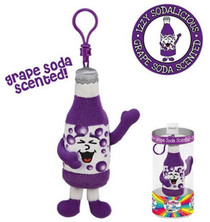 Whiffer Sniffers Izzy Sodalicious Scented Backpack Clip