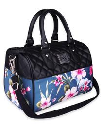Liquorbrand Luau Retro Round Handbag