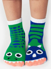 Pals Socks - Best Buds | 3 Mismatched Socks Gift Set |  4-8 Yrs