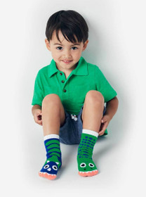 Pals Socks T-Rex and Triceratops Socks | Toddler, Kid & ADULT