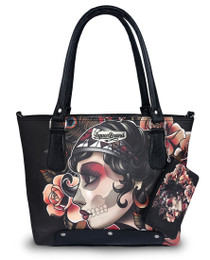 Liquorbrand Gypsy Roses Highend Handbag