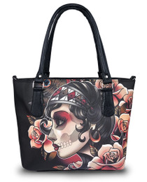 Liquorbrand Gypsy Roses Highend Handbag - front